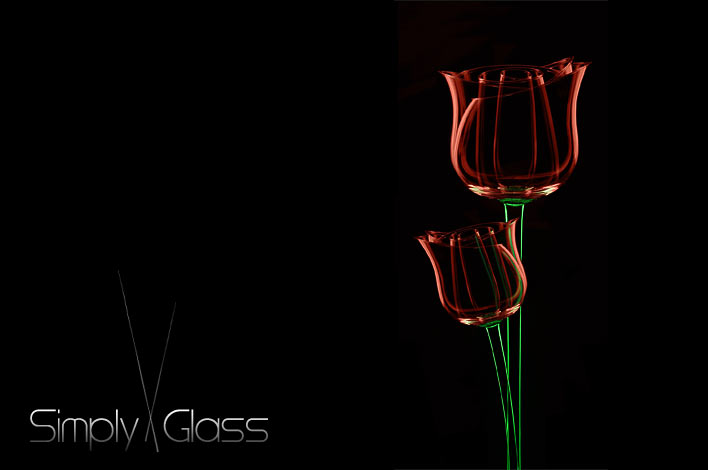 Glass Rose Manipulation